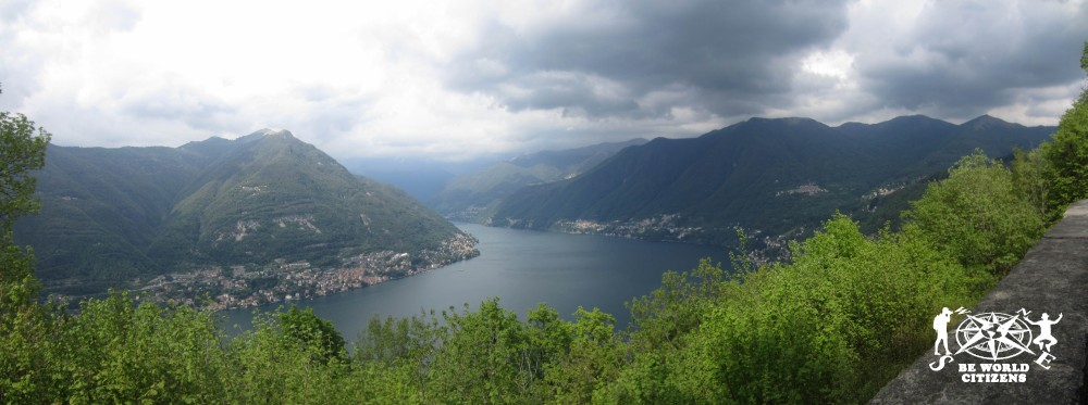 13-05-07 Brunate-Montepiatto In Bici (Panorama 3)