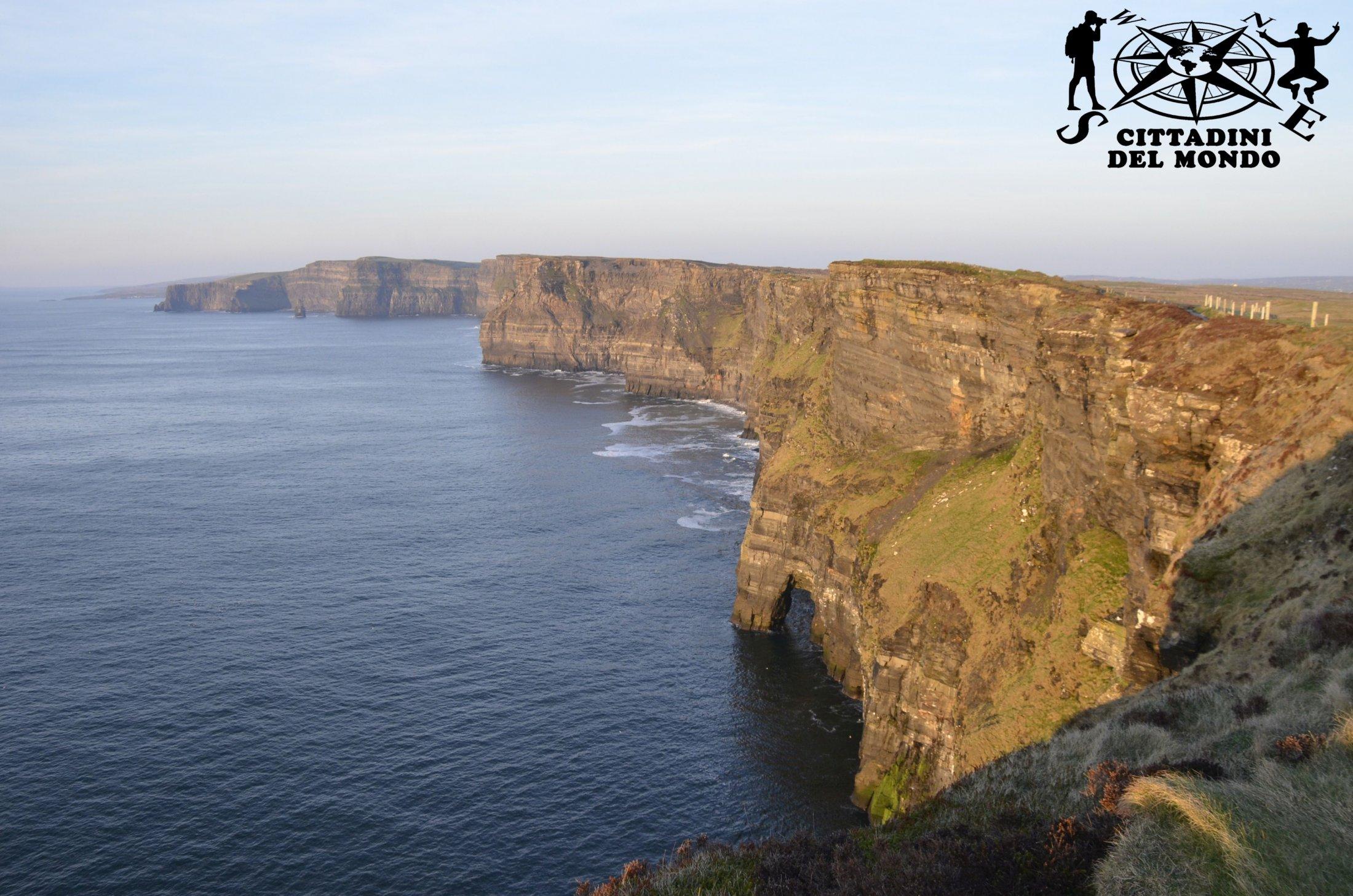 Galleria Irlanda: Cliffs of Moher / Gallery Ireland: Cliffs of Moher