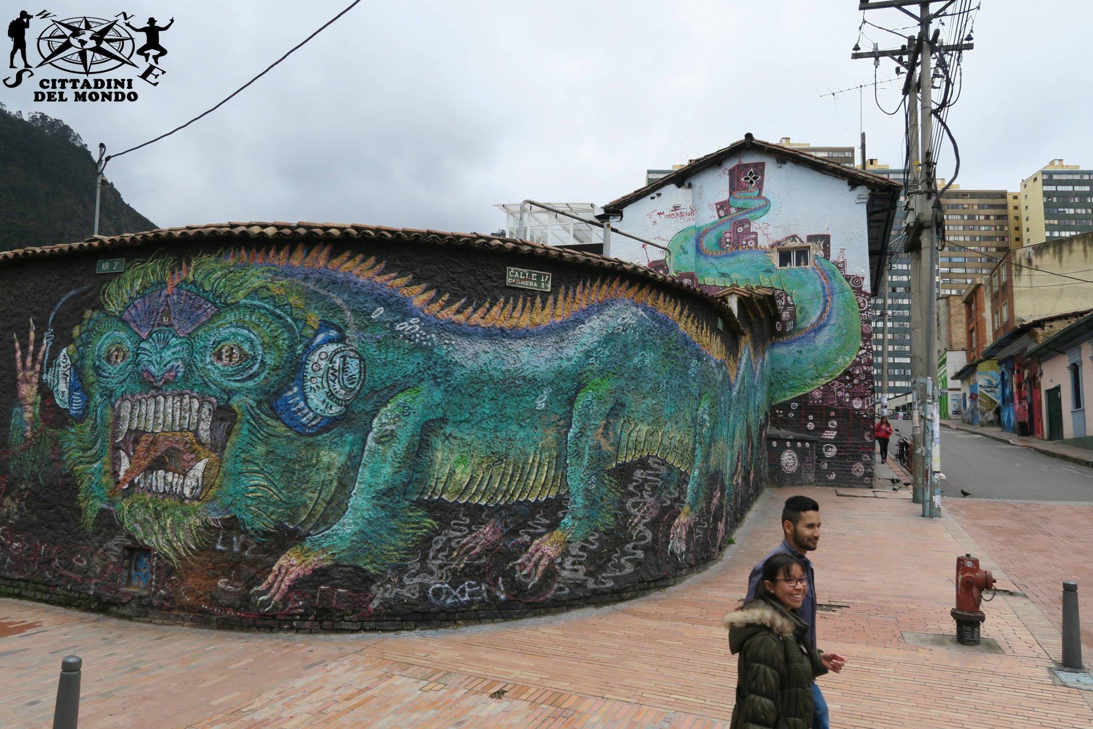 Galleria Colombia: Bogotà