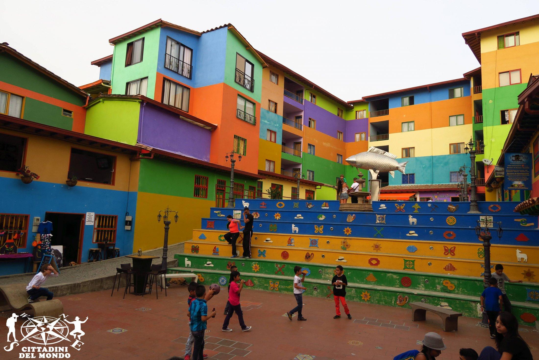 Galleria Colombia: Medellìn,Penòl,Guatapé,Parque Arvi