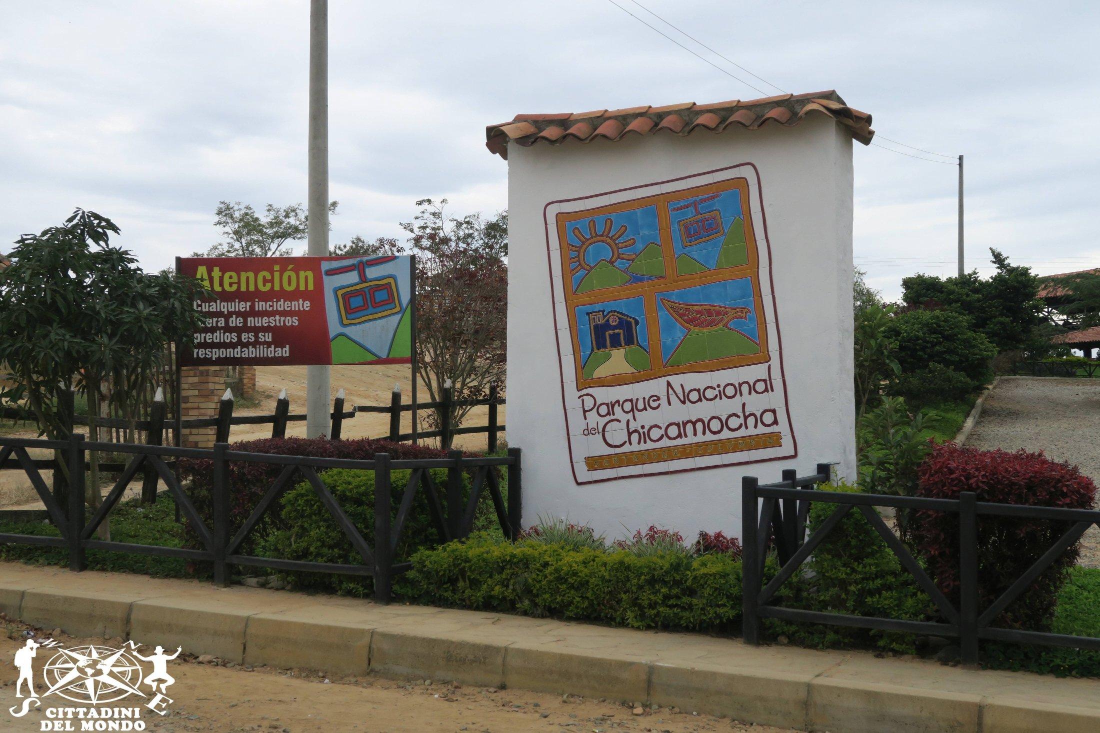 Galleria Colombia: Parco Panachi-Bucaramanga