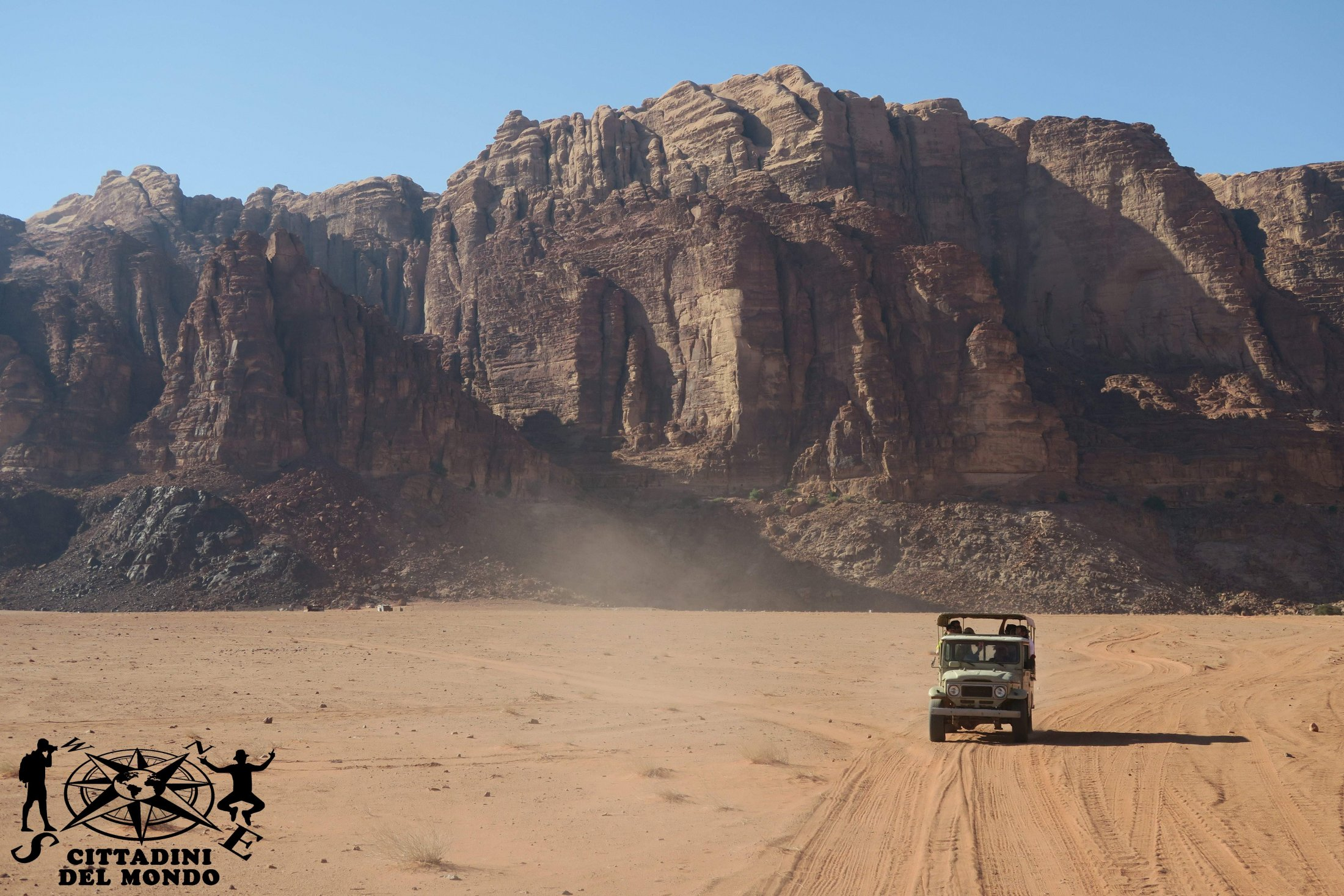 Galleria Giordania: Wadi Rum / Gallery Jordan: Wadi Rum