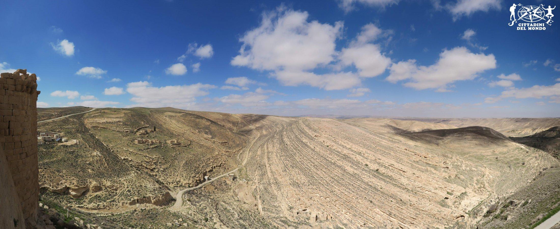 Galleria Giordania: Castello di Karak / Gallery Jordan: Karak Castle