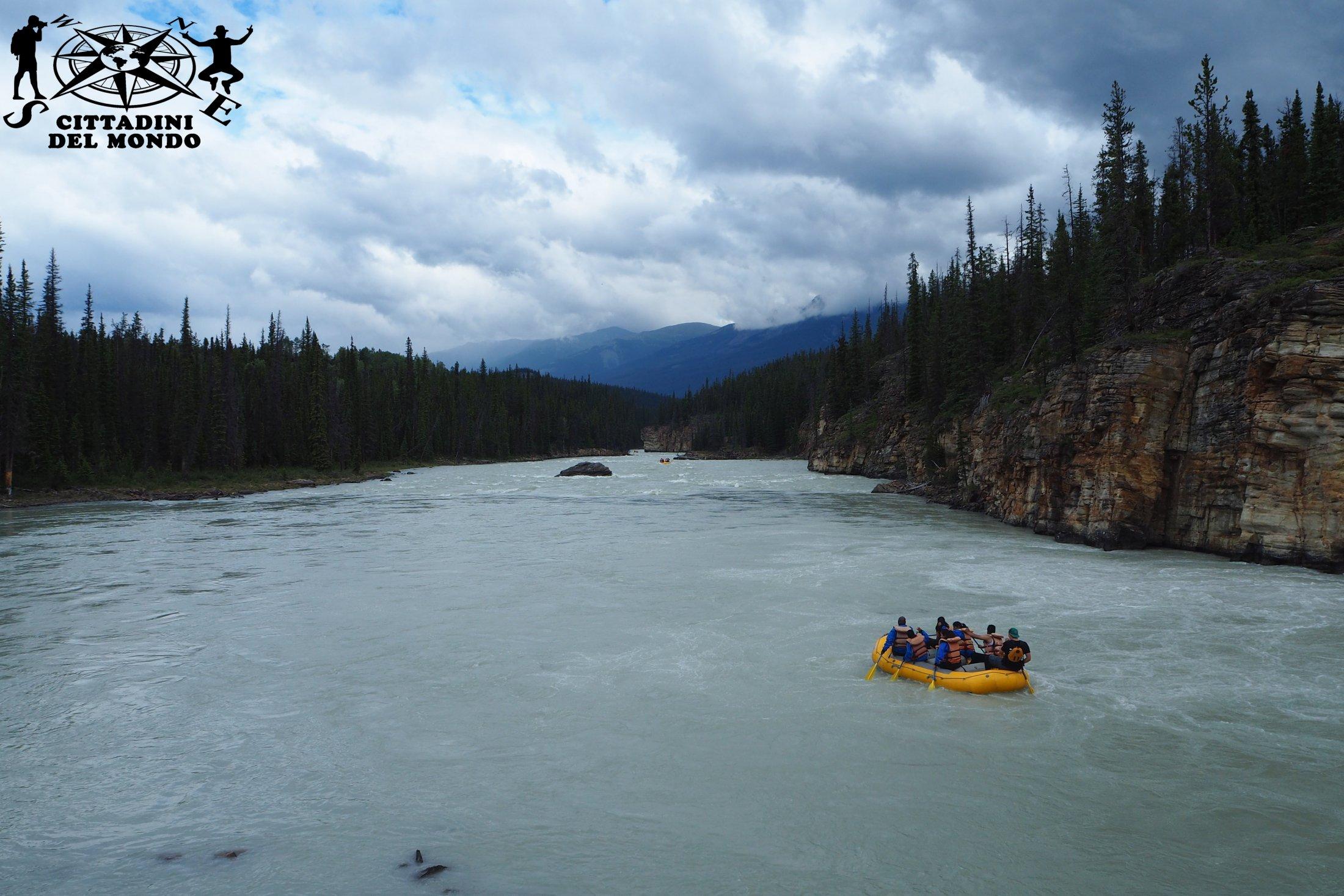 Galleria Canada: Athabasca Falls