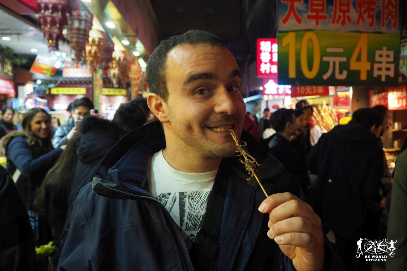 Snackfood Street Beijing