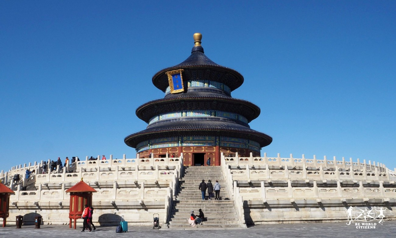 Pechino, tempio del cielo