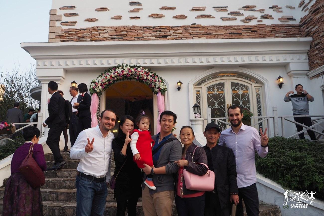 Shanghai - Matrimonio Cinese
