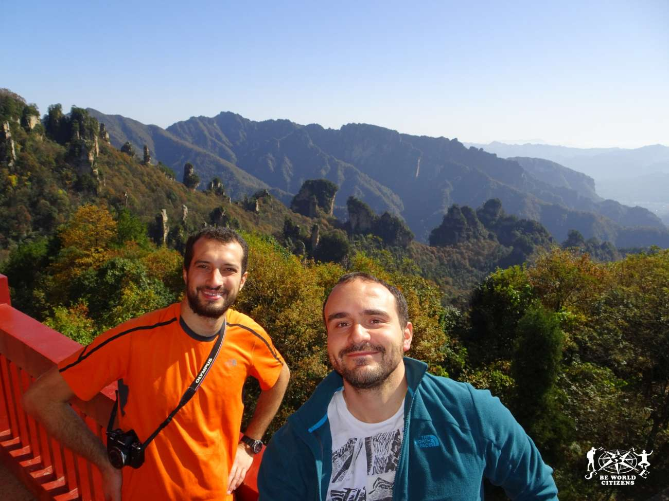 16.11.11-13 - Zhangjiajie National Park, Cina(51)