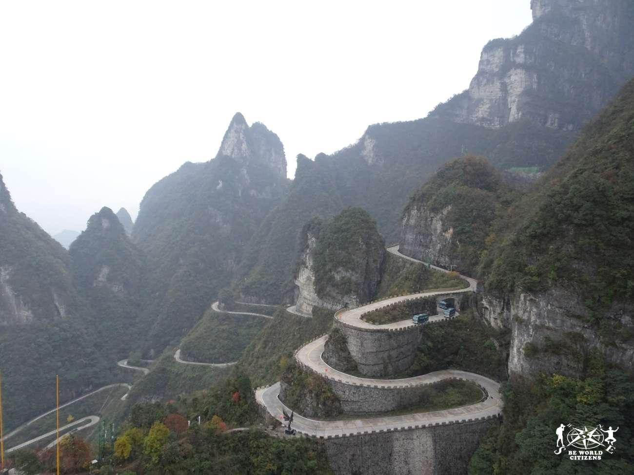 16.11.11-13 - Zhangjiajie National Park, Cina(549)
