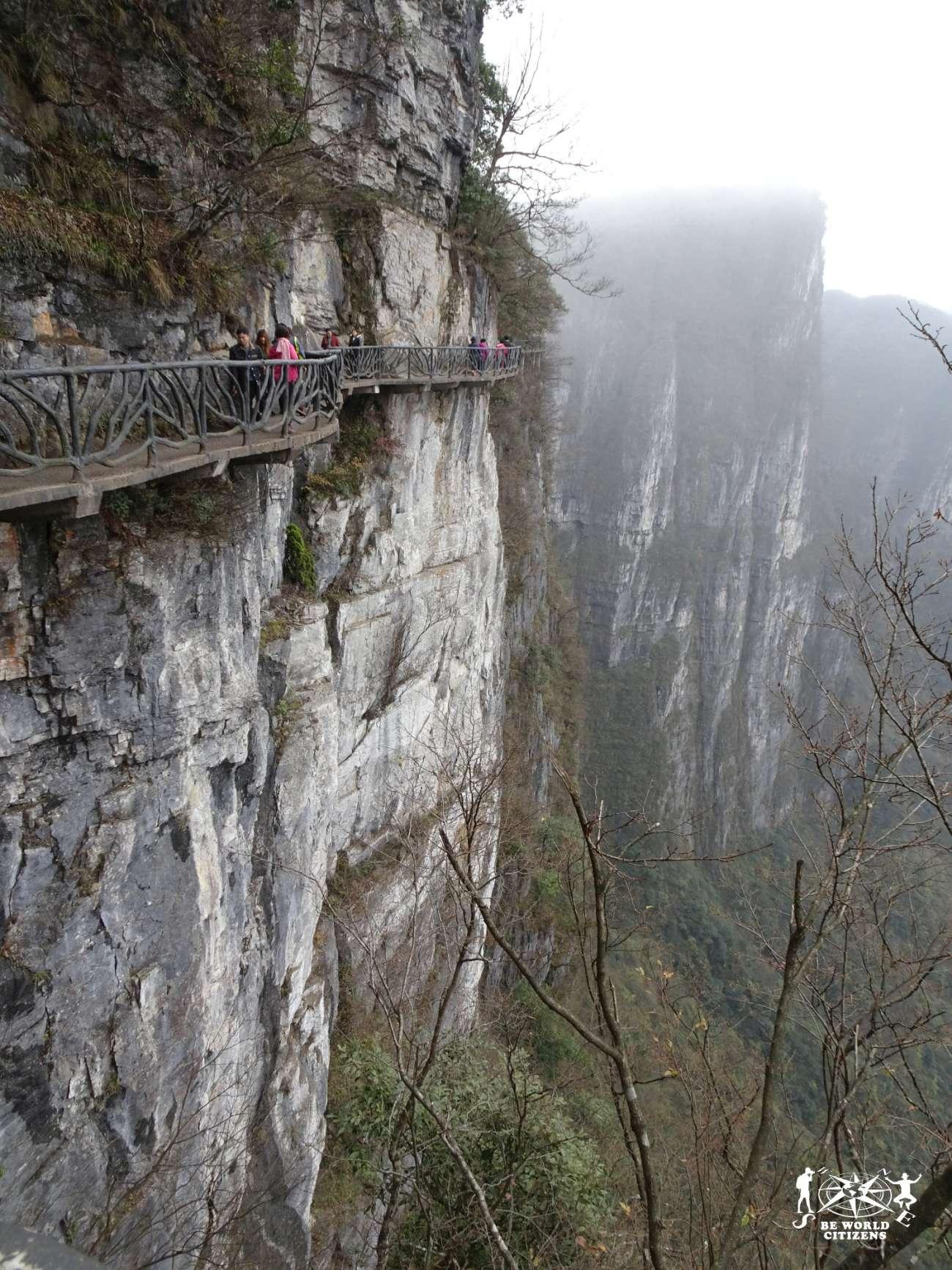 16.11.11-13 - Zhangjiajie National Park, Cina(589)