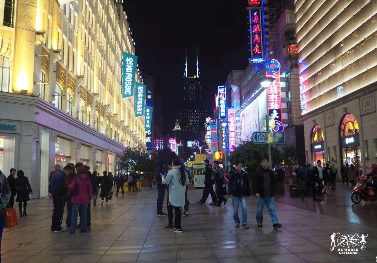 Shanghai - East Nanjing