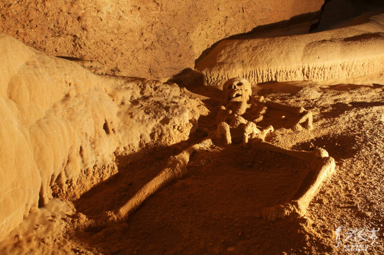 Belize: Actun Tunichil Muknal Cave (foto dal web)