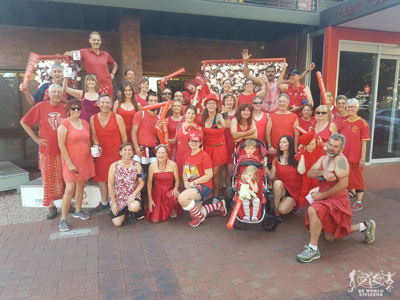 Adelaide: Hash House Harries Red Run