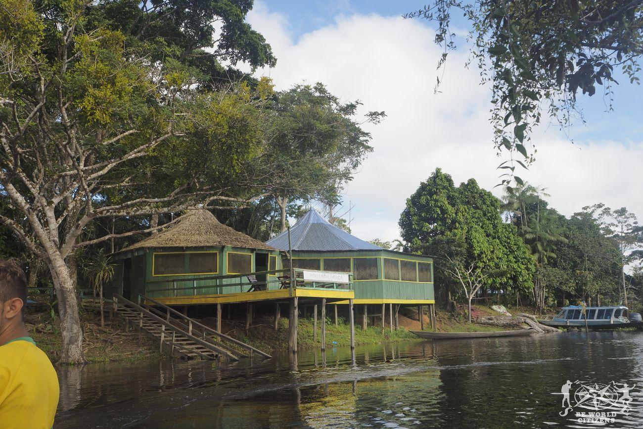 Avventure in Amazzonia: tre giorni da Indiana Jones