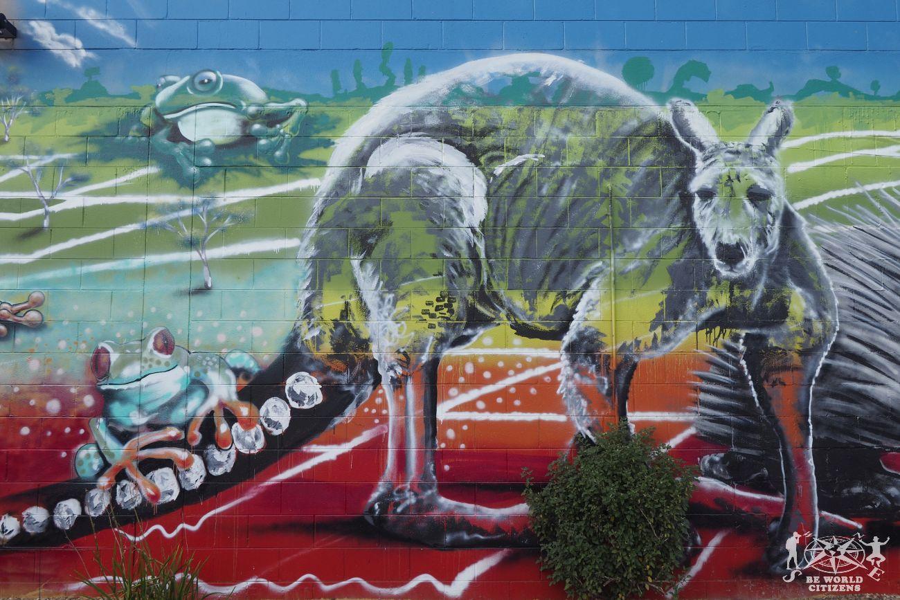 Australia: Alice Springs