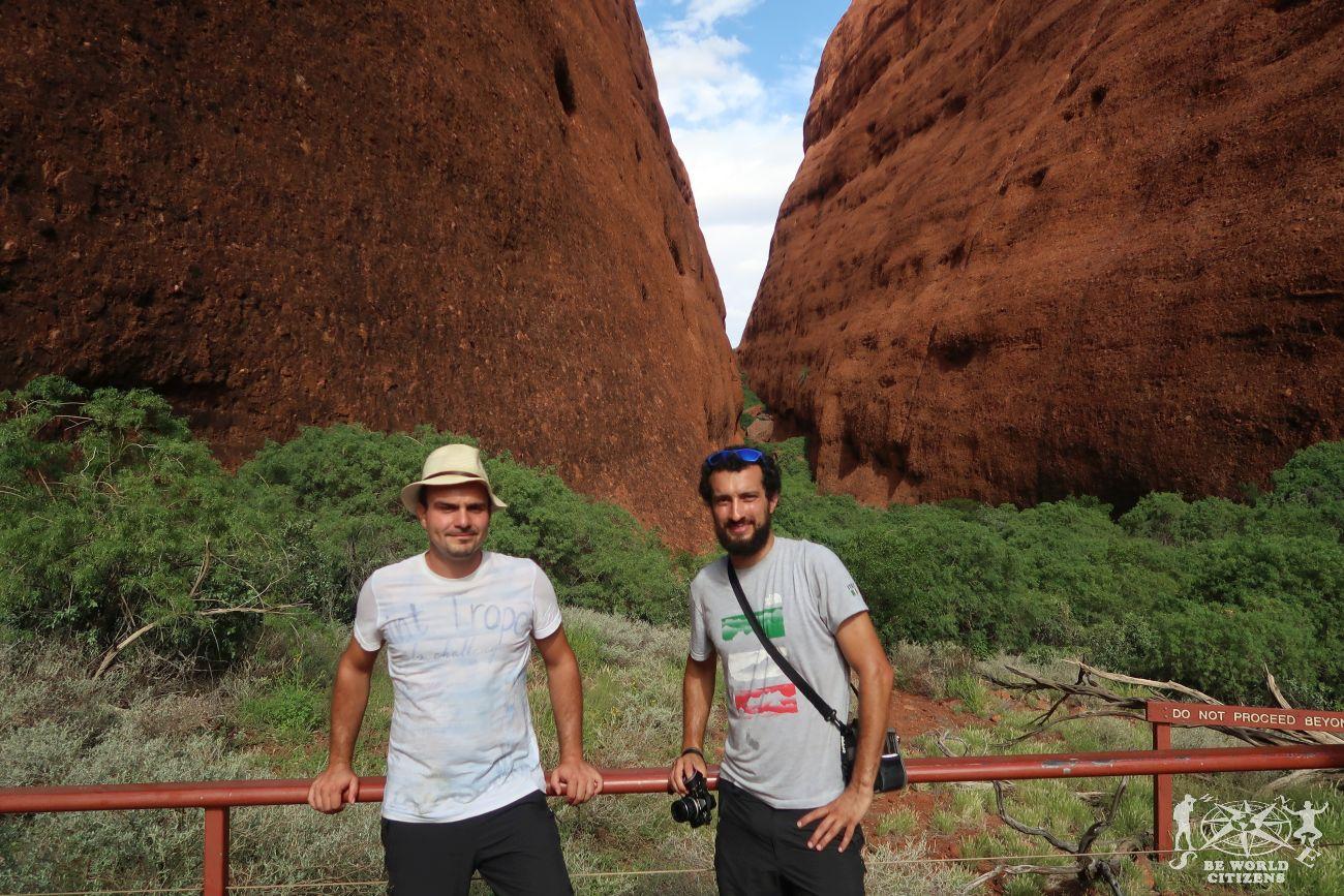 Australia: Olgas