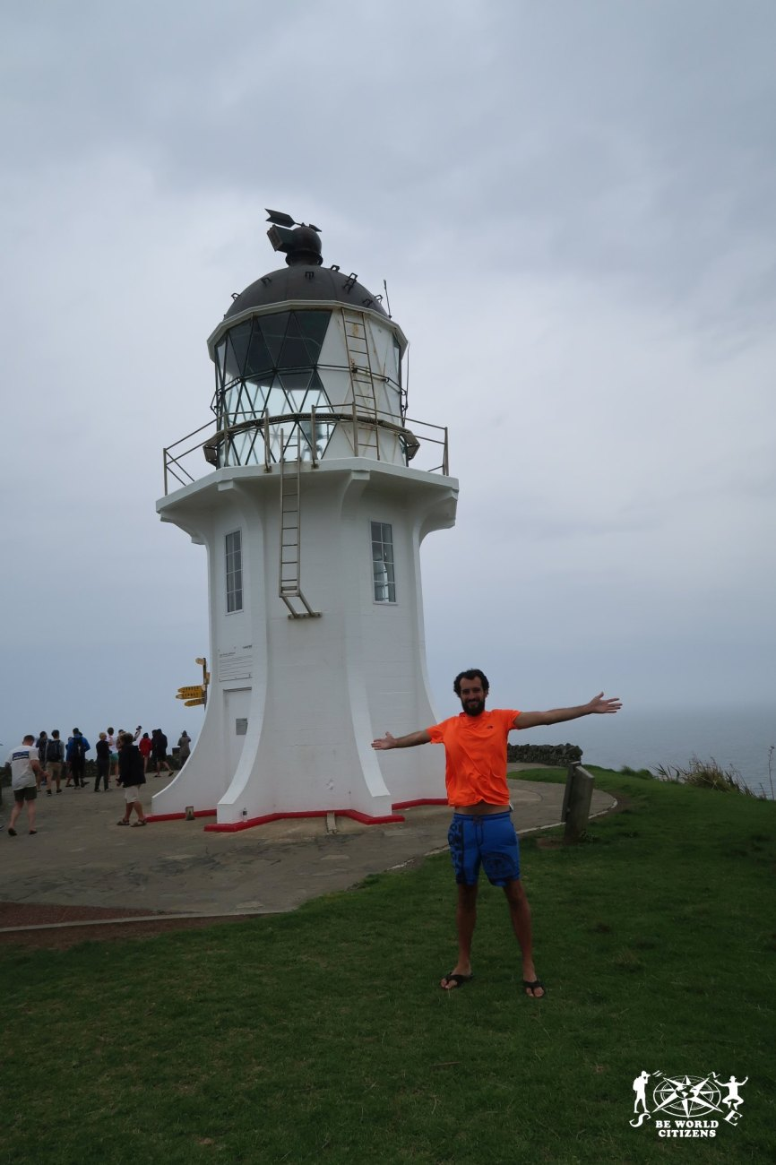 New Zealand: Cape Reinga