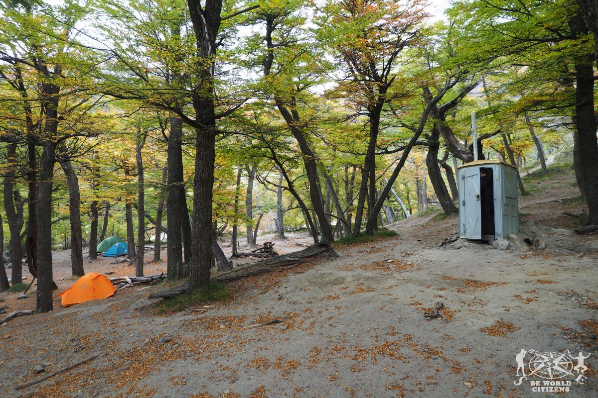 Argentina: Camping Fitz Roy