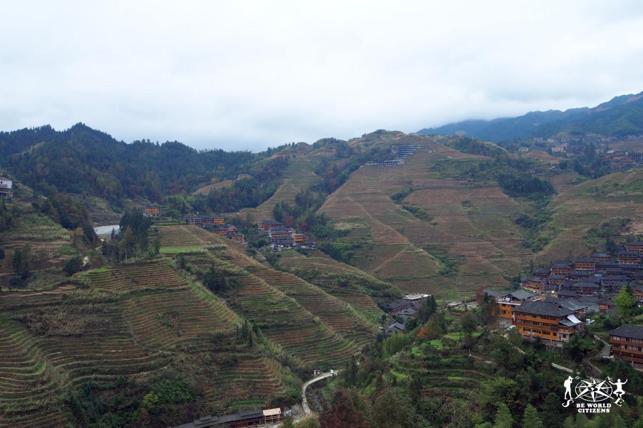 Guilin: Longji Rice Terrace