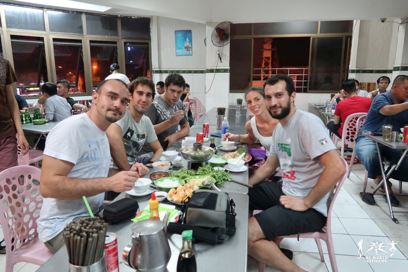 Cena ad Ho Chi Minh