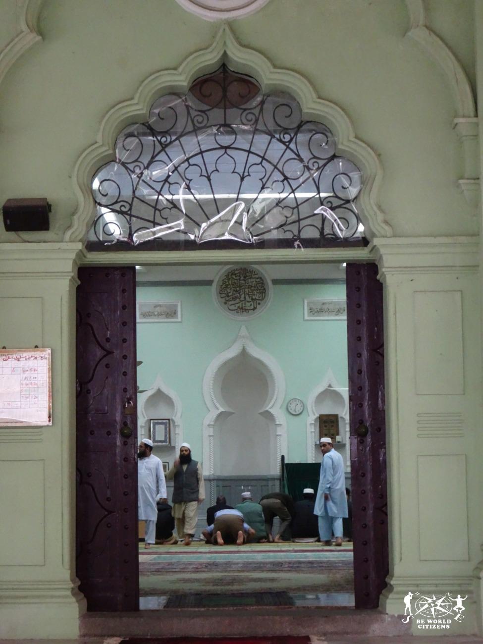 Hong Kong: Moschea