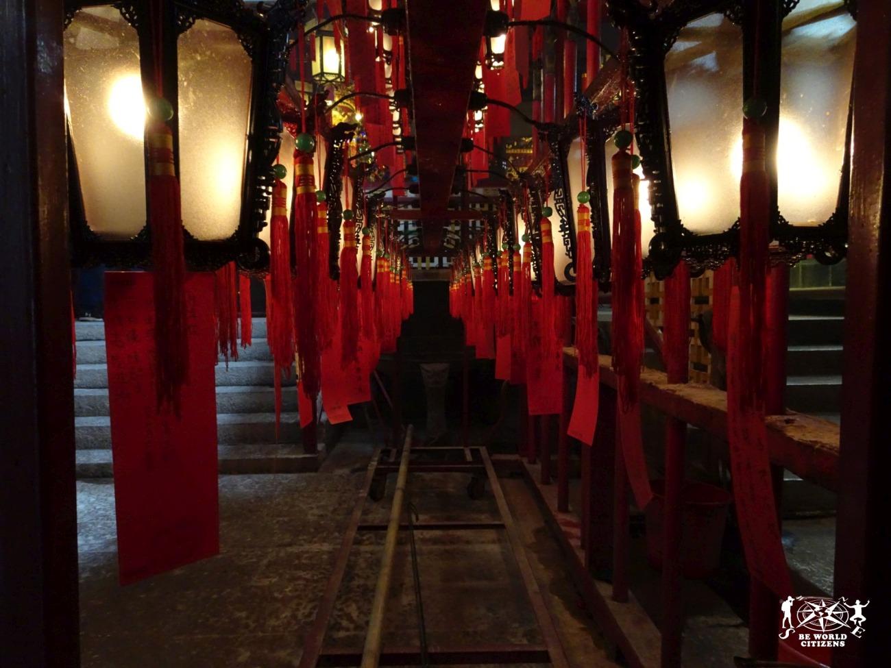 Hong Kong:Tempio