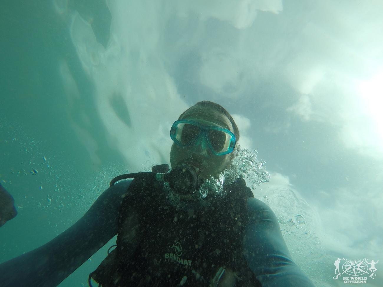 Isola di Pasqua: Diving