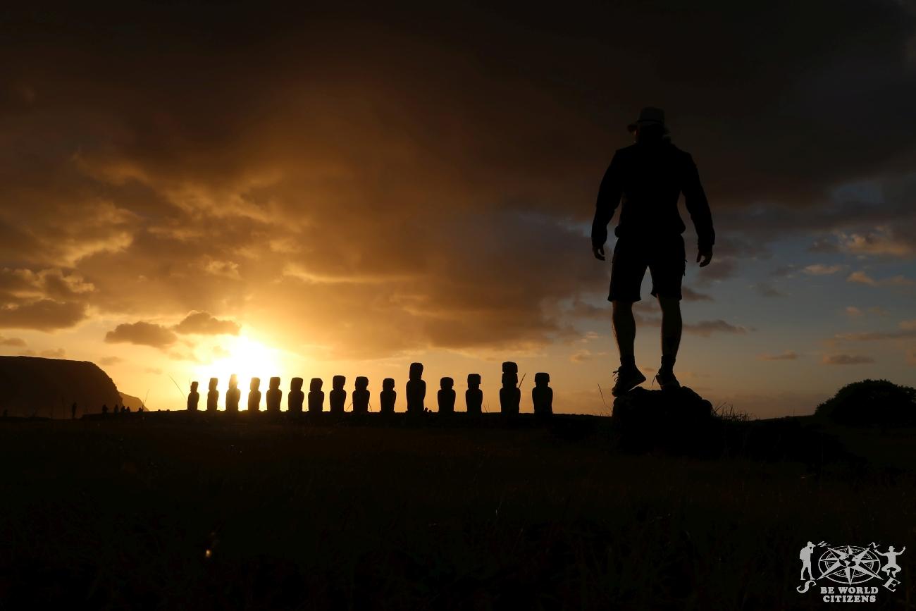 Isola di Pasqua: Ahu Tongariki