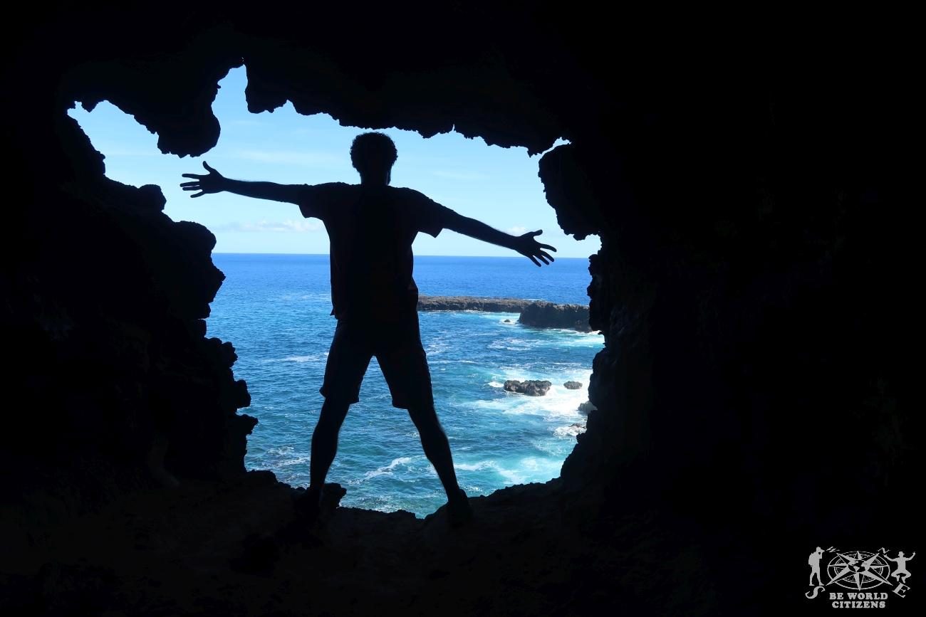 Isola di Pasqua: 3 Caves