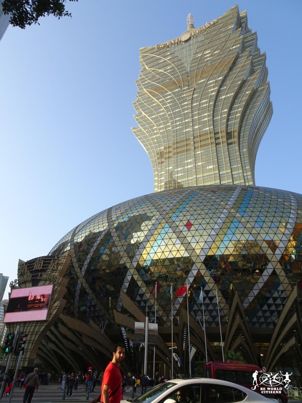 Macao: Grand Lisboa
