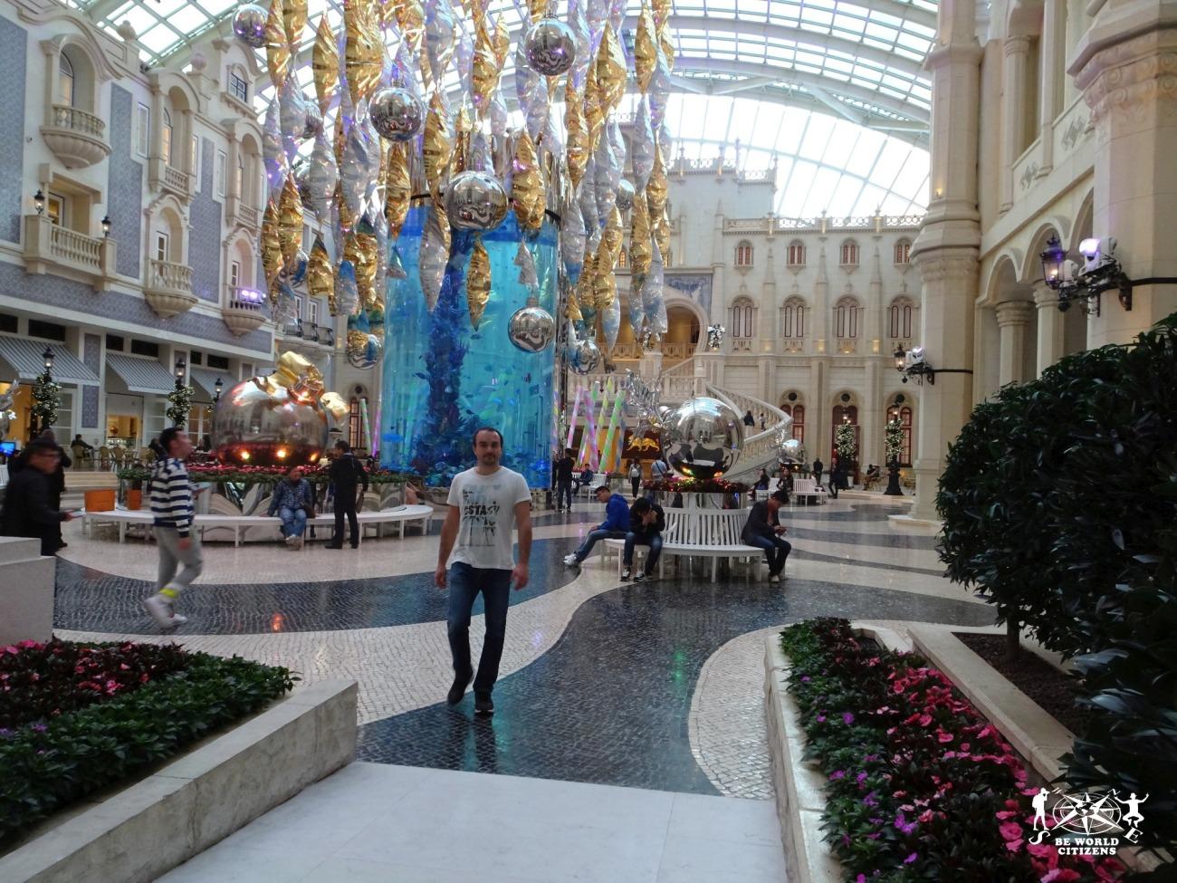 Macao: interno Casinò MGM