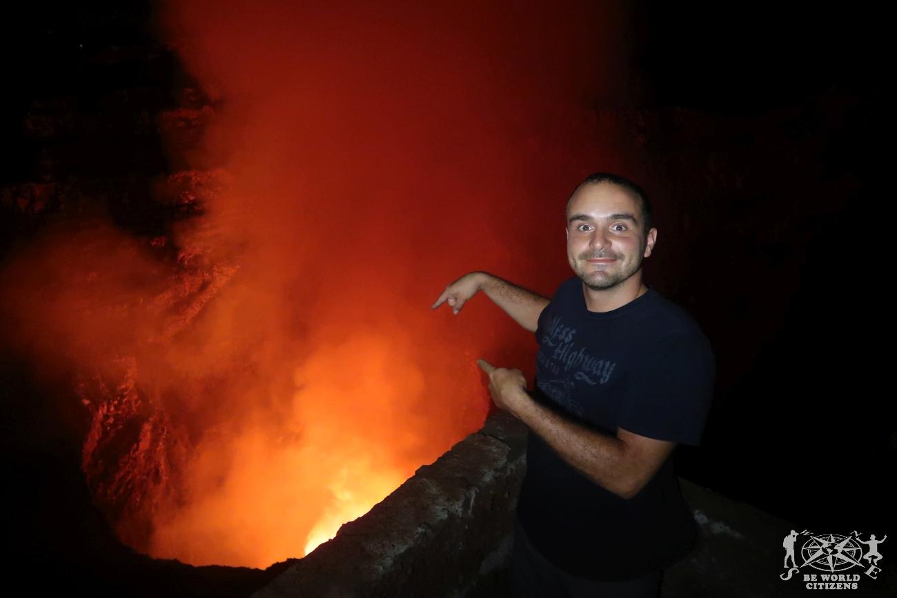 Nicaragua: Vulcano Masaya