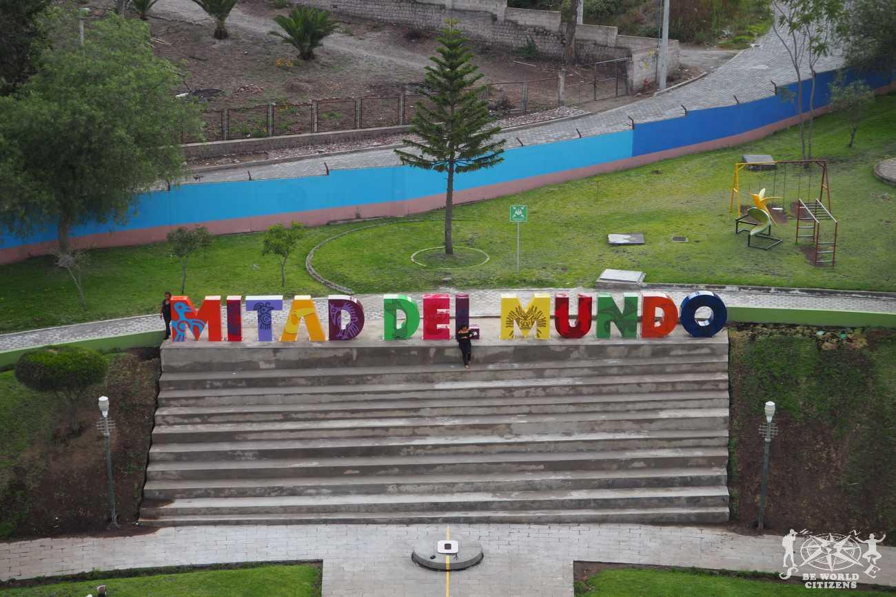 Ecuador: Mitad del Mundo