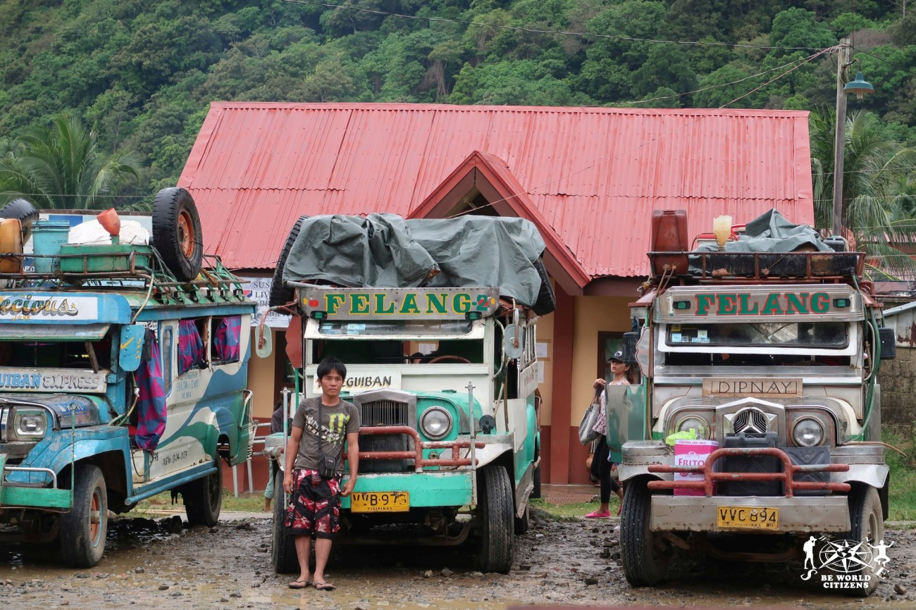 Filippine: El Nido Bus Station