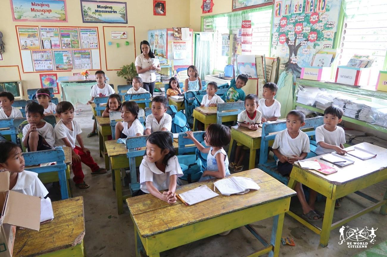 Filippine: San Vicente School