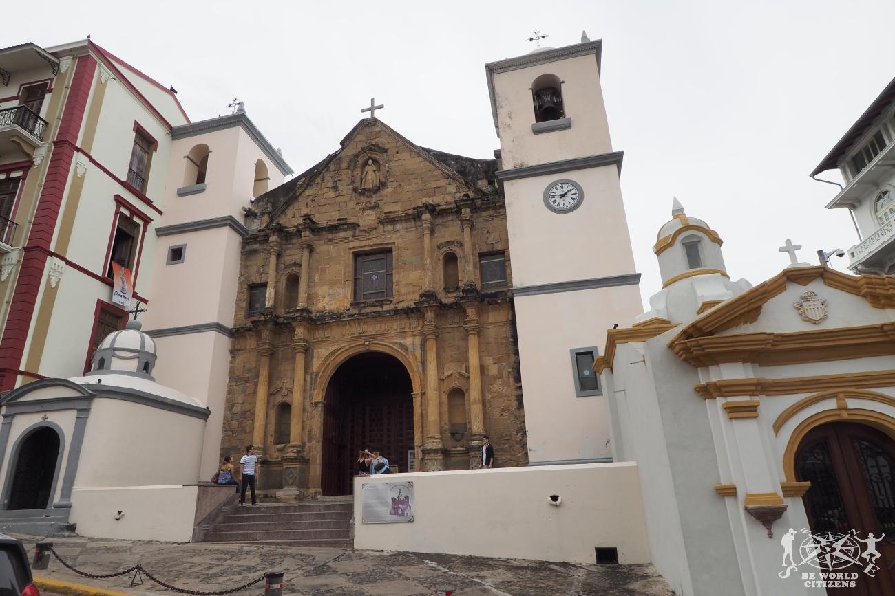 Panama: Casco Viejo