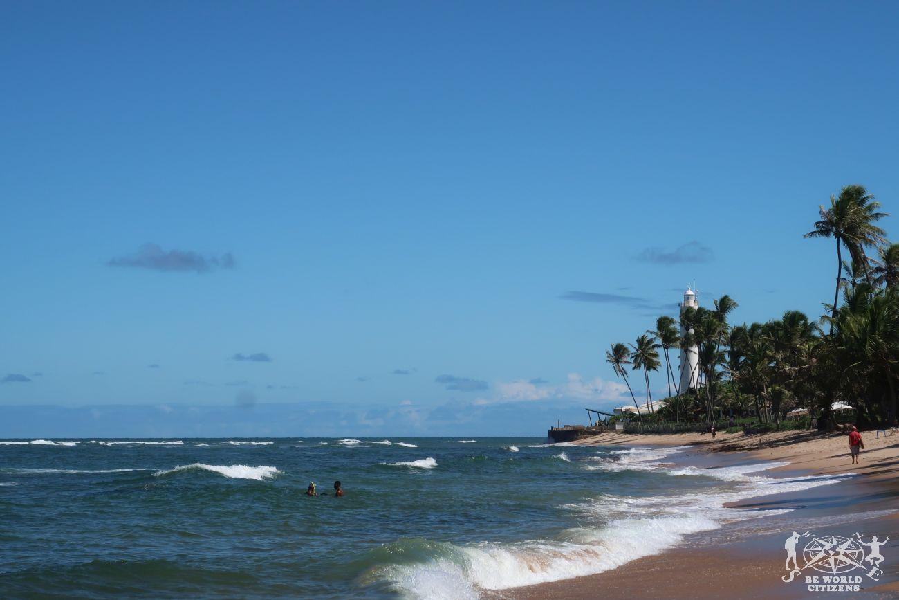 Brasile: Salvador/Praia do Forte