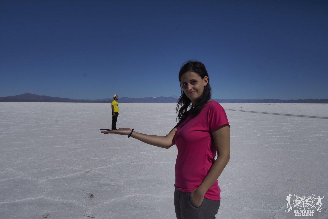 Argentina: Salinas Grandes