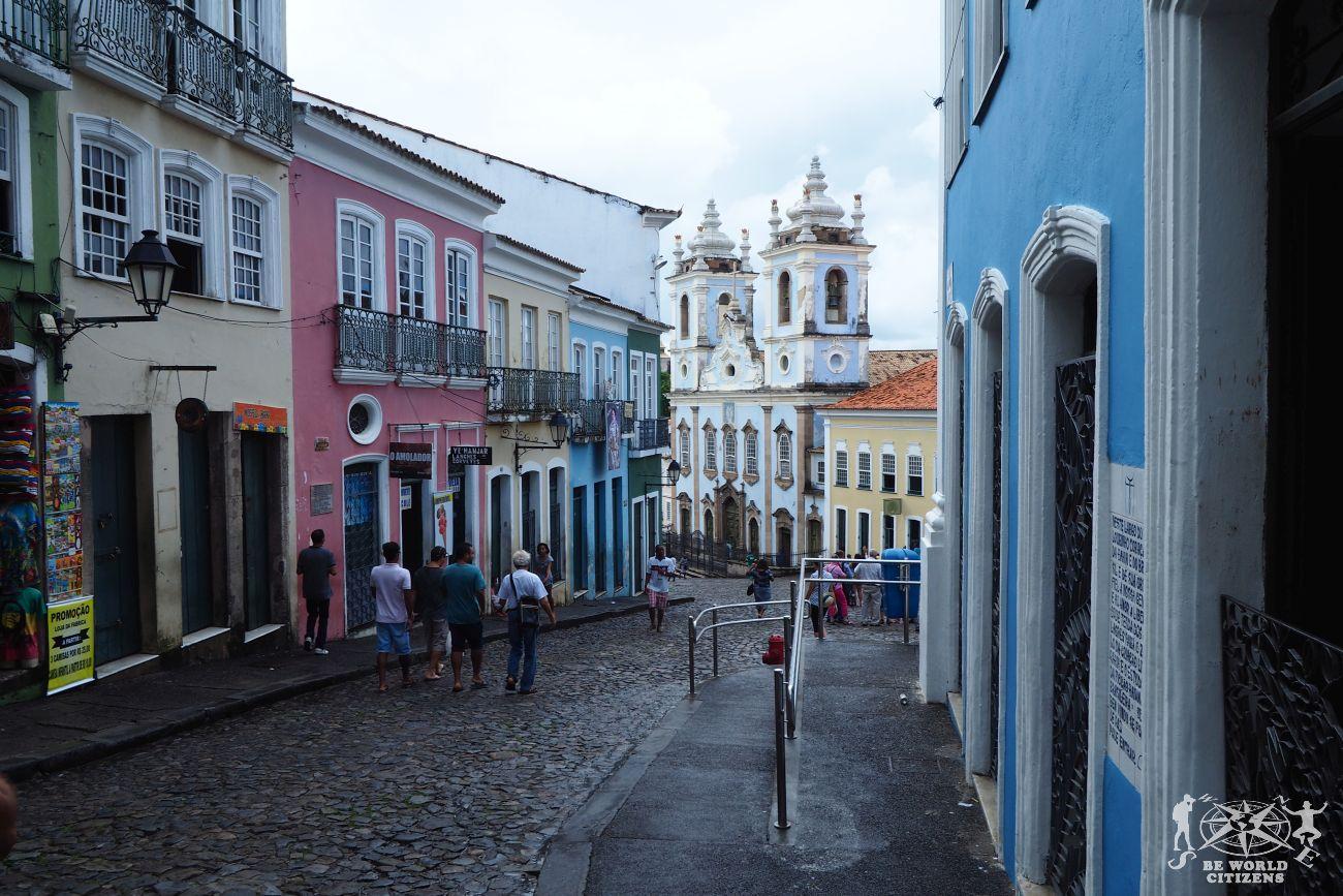Brasile: Salvador de Bahia