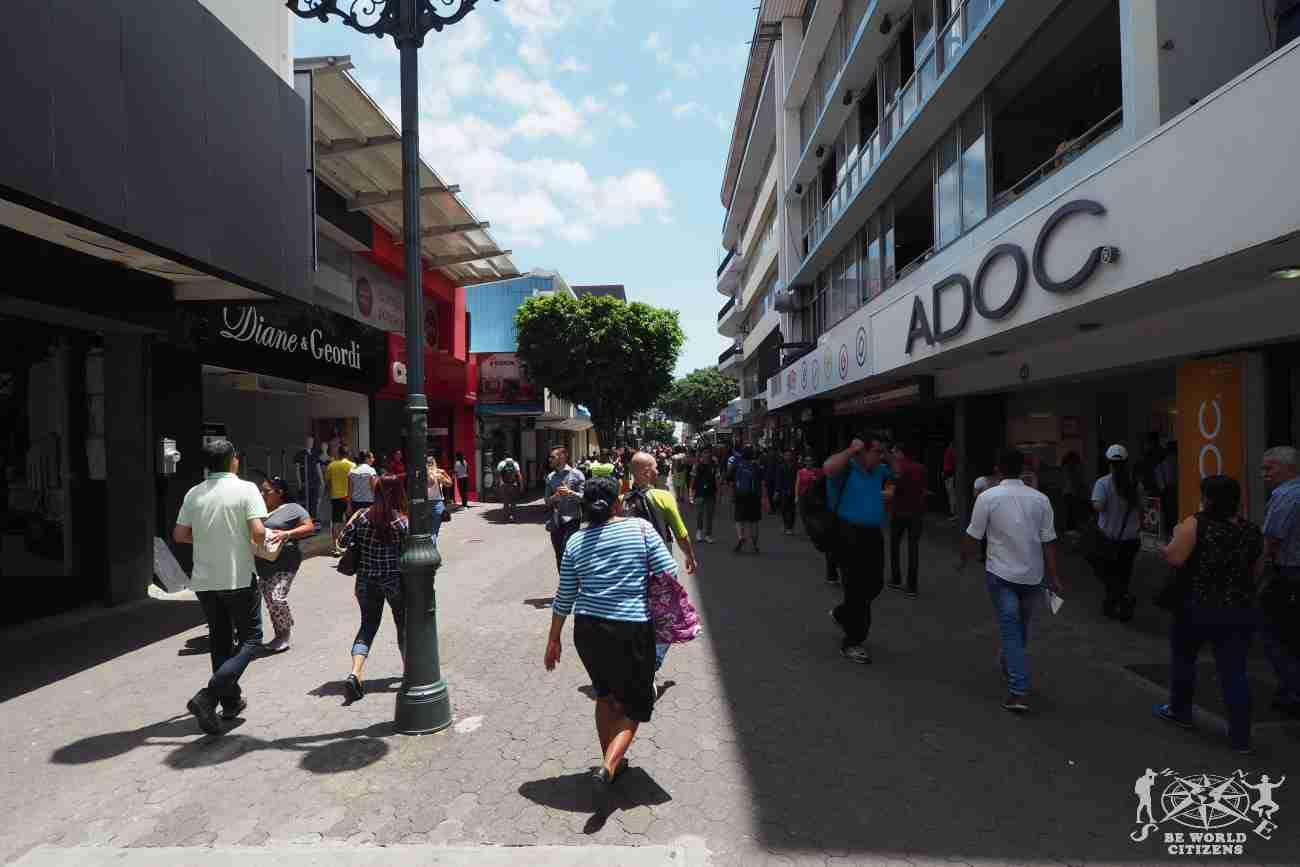 Costa Rica: San Josè