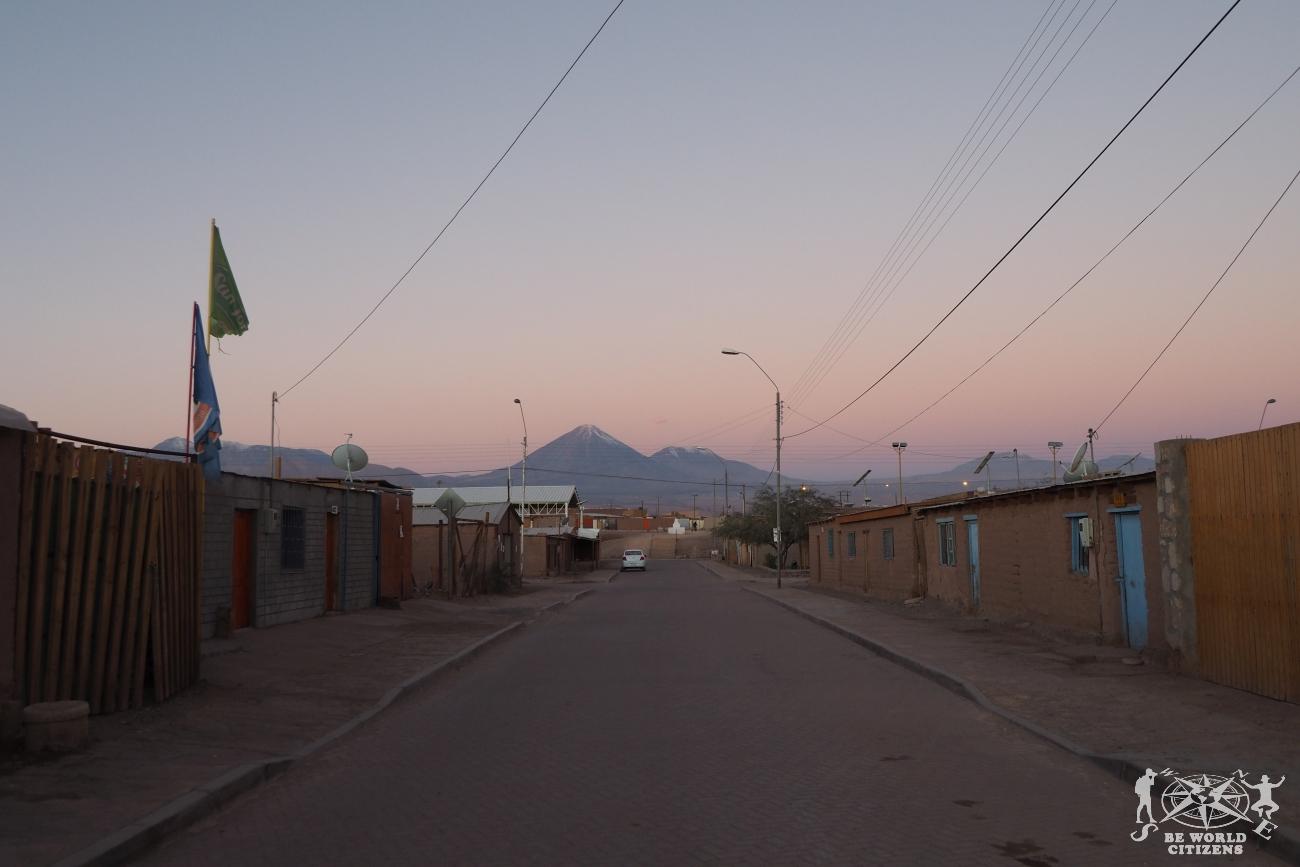 Cile: San Pedro De Atacama