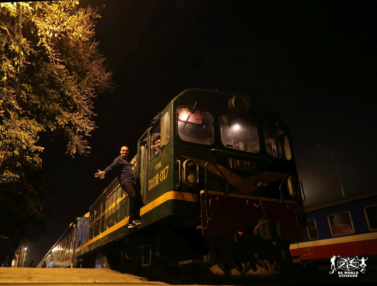Vietnam: treno notturno verso Sapa