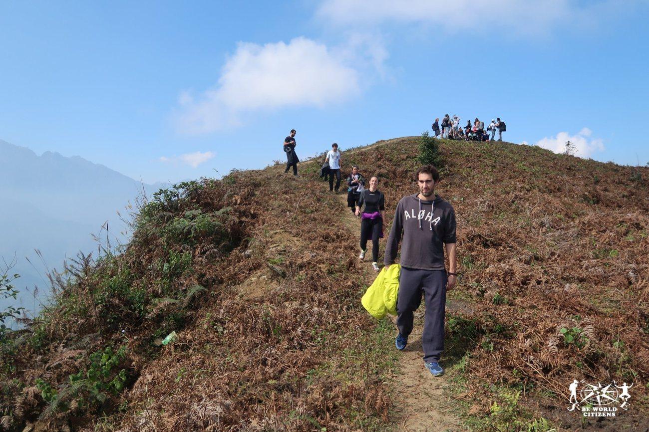 Vietnam: trekking a Sapa