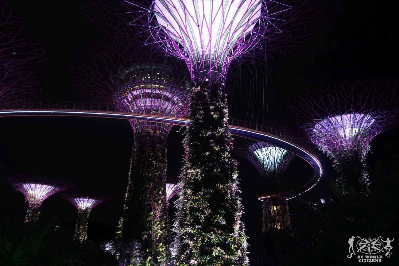 Singapore: Gardens on the Bay