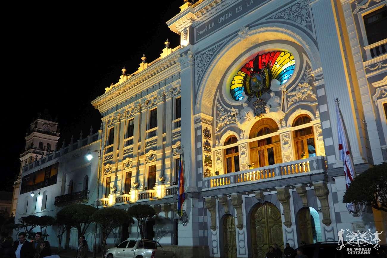 Bolivia: Sucre