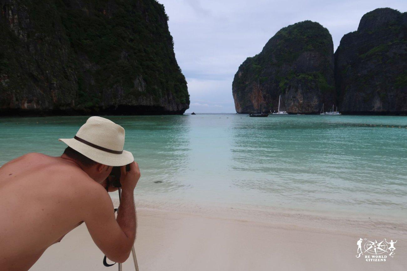 Thailandia: Phi Phi Island, Maya Bay
