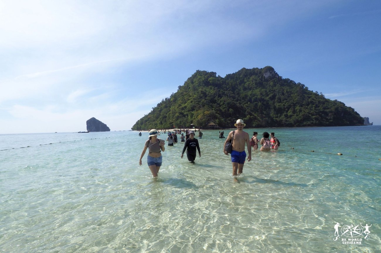 Krabi, Phy Phy Lee and Ko Lanta…Paradise on Earth
