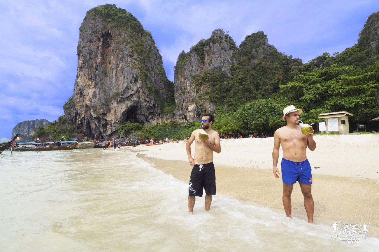 Thailandia: Krabi, 4 Island Tour