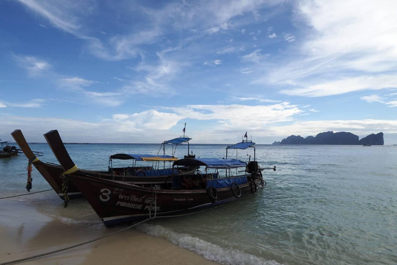 Thailandia: Krabi, PhiPhi, Lanta