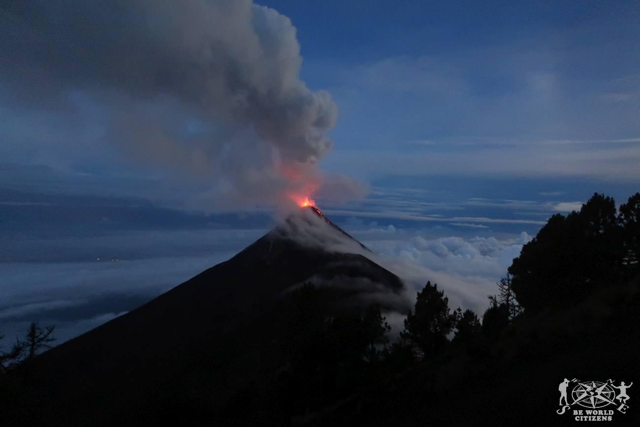 Guatemala: Vulcano Acatenango